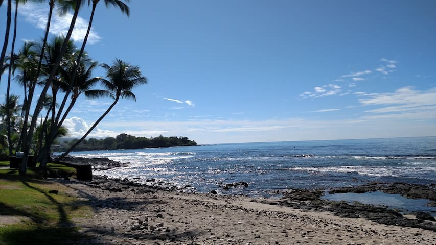 Private Condo Across the Street from the Beach!!! - Kailua-Kona - Apartment