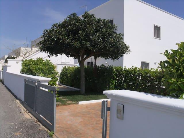 PANTANAGIANNI  ALTO  SALENTO FITTO - Pantanagianni-pezze Morelli - Apartamento