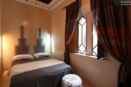 RIAD ZAHIR Double room SARAH