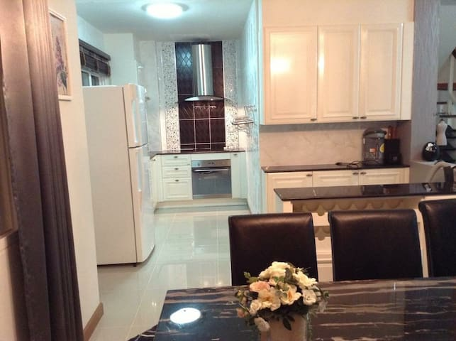 Beautiful house for family in downtown udonthani