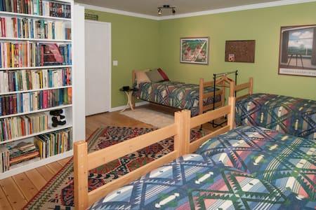 Bed D- in shared room - Truckee - Casa