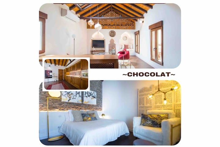 ~CHOCOLAT~ Unique place in an individual house.