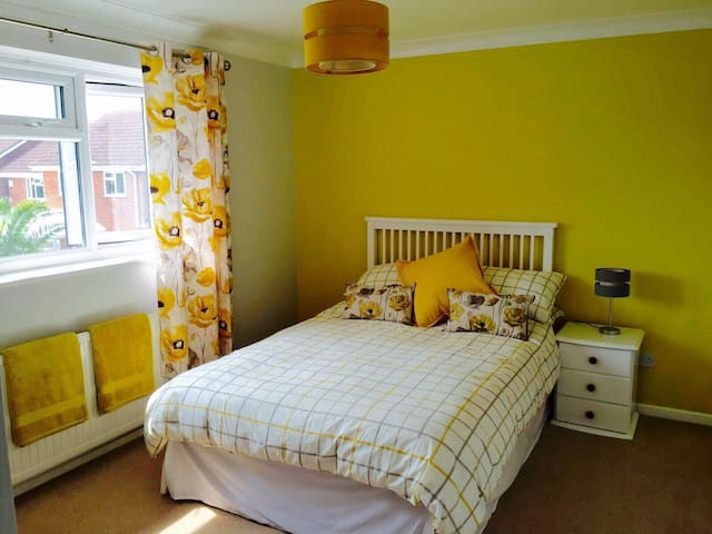 Double room, close to the sea - Southampton - Talo