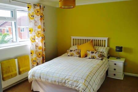 Double room, close to the sea - Southampton - House