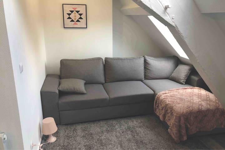 Appartement charmant 7 à Douai centre