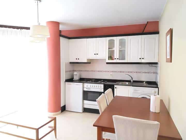 Apartamento acogedor en Camariñas, Costa da Morte