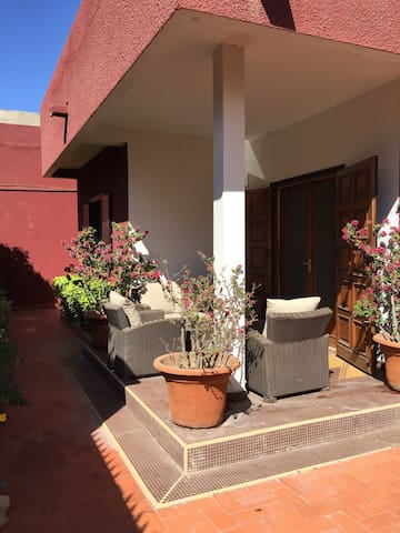 Two nice bedrooms with AC, WiFi, BR - Dakar  - Casa