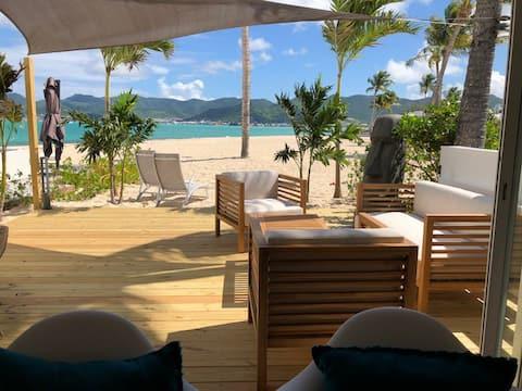 Sur la Plage ! Villa Marina piscine vue splendide