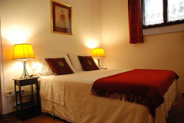 Red Room for Rent in Rome - Roma - Bed & Breakfast