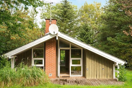 Wooden Holiday Home in Jutland with Sea nearby