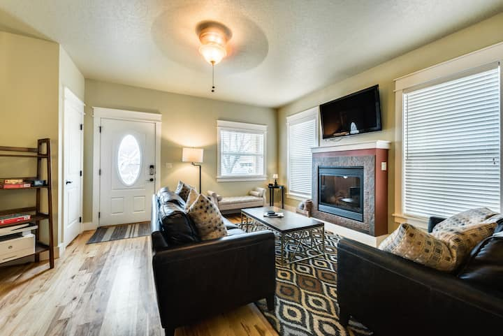 East Boise Two Story Townhome near River