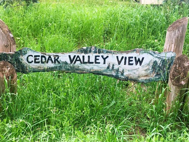 Cedar Valley View
