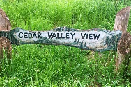 Cedar Valley View