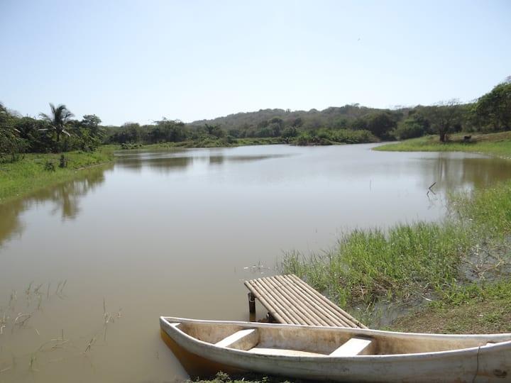 Un lugar de paz entre la naturaleza