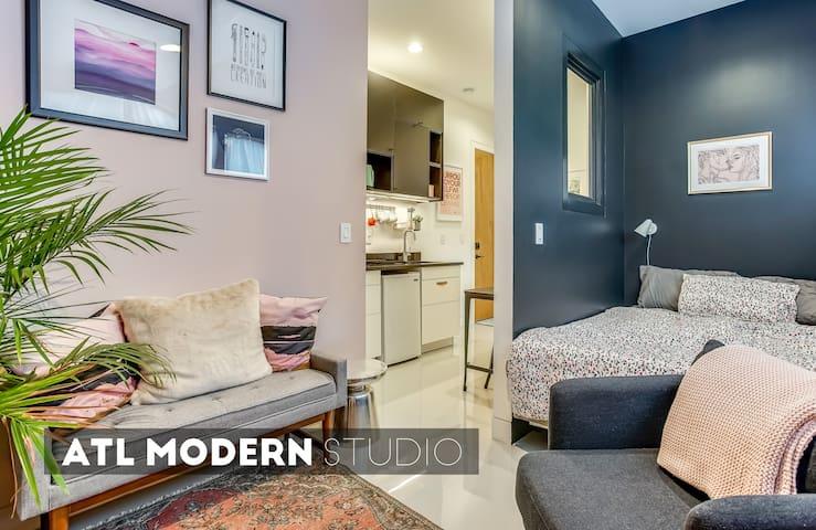 Brand New Modern Studio Apt