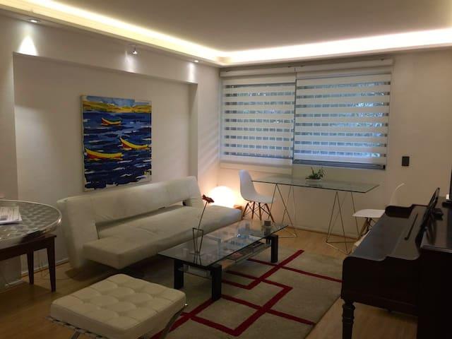 Excellent location,very near Parque Bicentenario - Vitacura - Appartamento