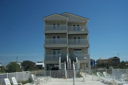 5 Bedroom/5 Bathroom Waterfront Beach Home! - Gulf Shores