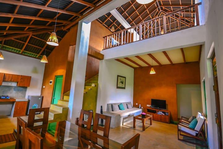 Back of Beyond, Tangalle - 2 Bedroom Lagoon Villa
