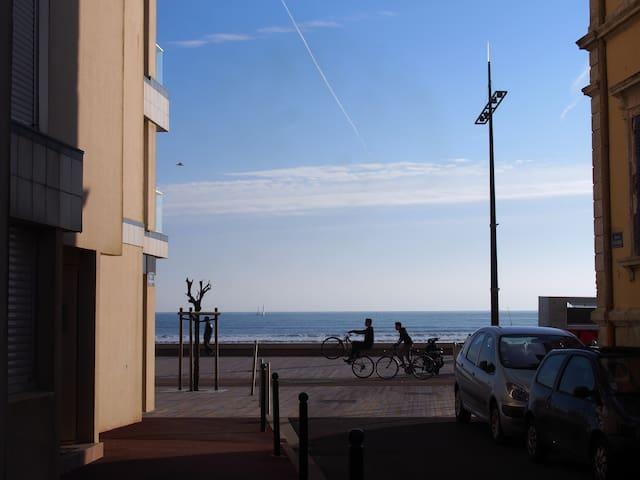Charmant appart à 2 pas de la plage - Les Sables-d'Olonne - Apartment