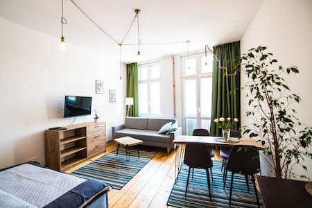 Old Town Apartment with beautiful view