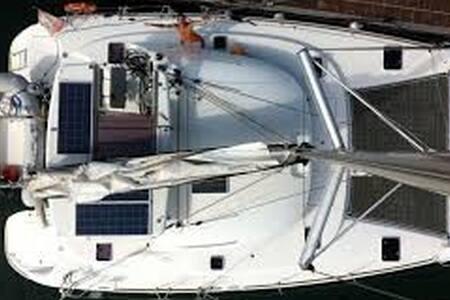 House boat - Marsala