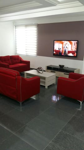 Fully furnished executive apartment