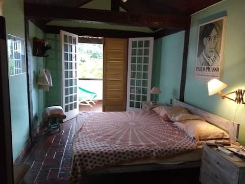 Comfy Private Suite in Geriba