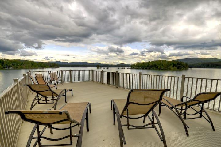 Blue Ridge Lake Retreat