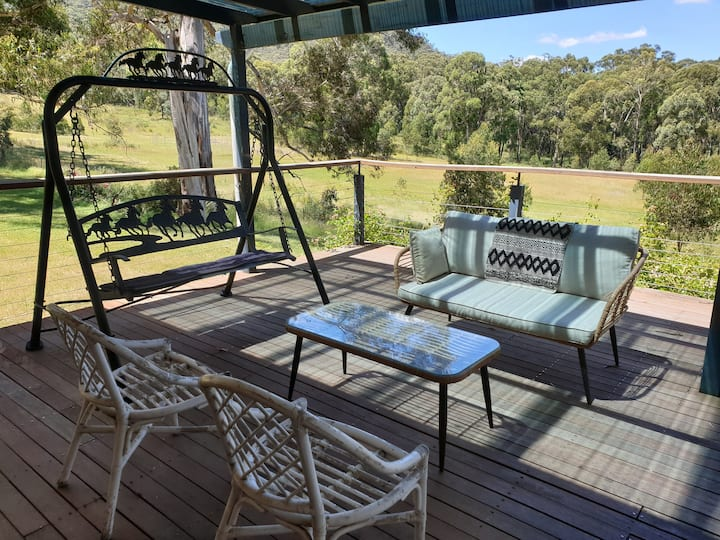 Perfect Blue Mountains retreat for family &friends