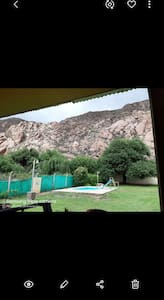 Casa de Campo ubicada frente a unimponente paisaje
