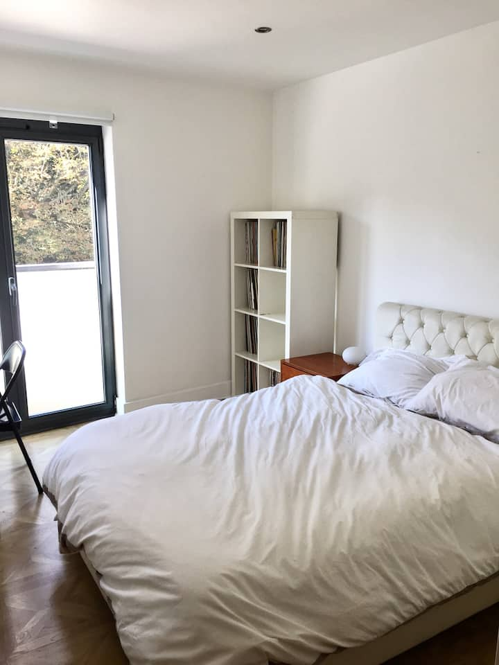 DoubleRoom Denmark Hill SE5 London 2min to station