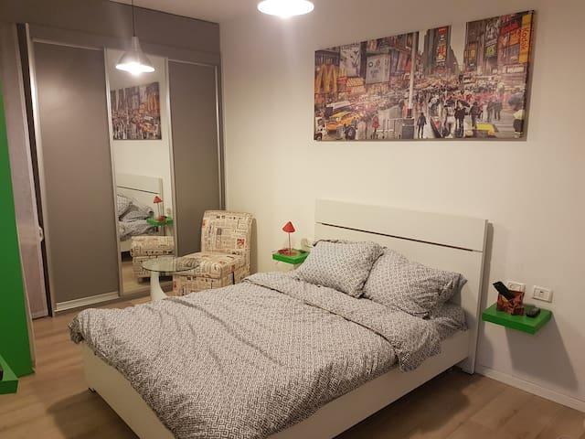 cozy modern place in best area - Herzliya pituach