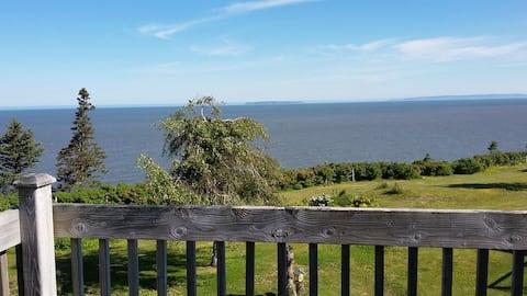 Fundy Tide - a Nova Scotia home - an amazing view!
