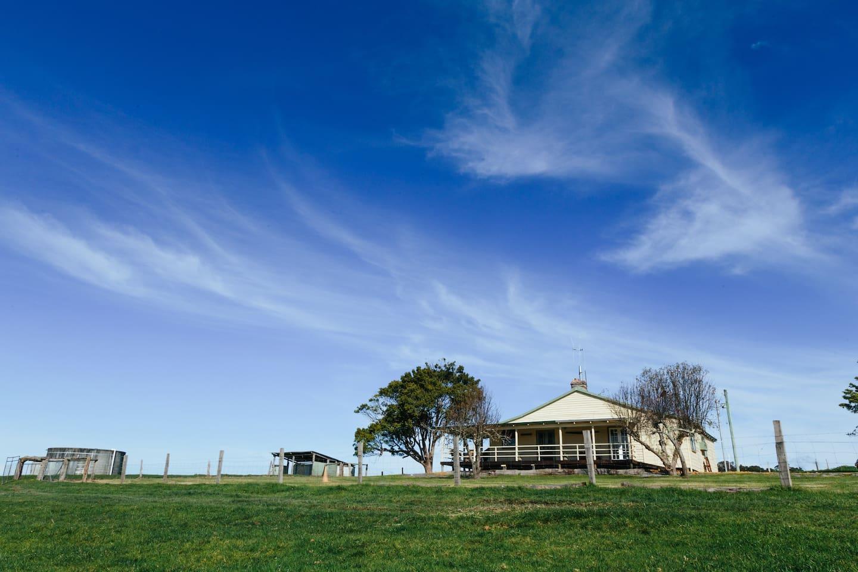 Mount Romance Settlers Cottage