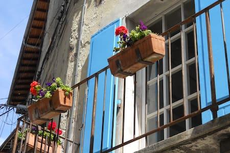 Bel appart. accueillant dans village pittoresque - Pont-en-Royans