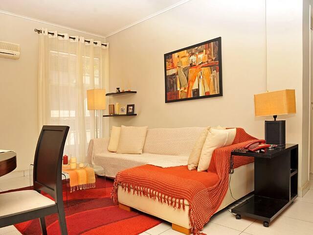 Smart apartment near Acropolis - Athina - Wohnung