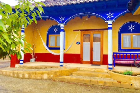 Lovely, fully renovated 2 BR house, downtown area - San Cristóbal de las Casas - Rumah