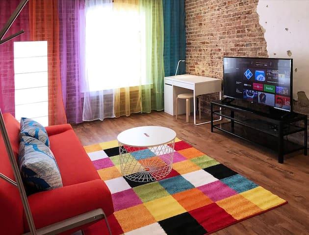 Downtown Spectrum - Modern, Cozy & Minimal