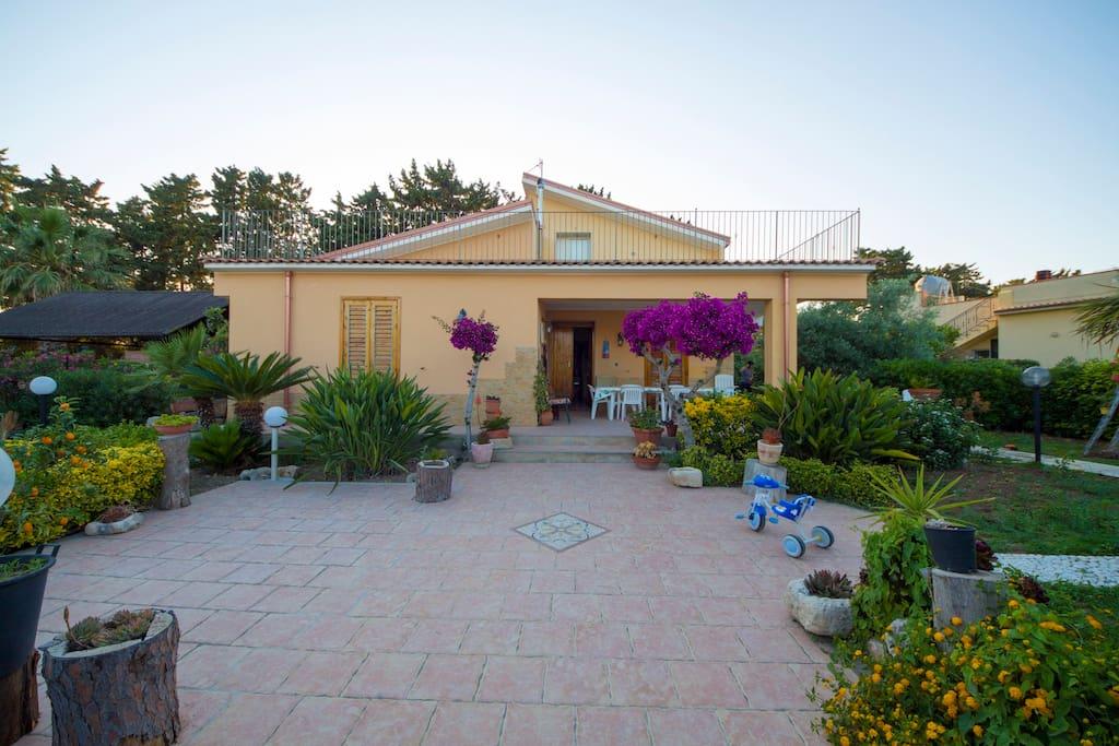Ville In Affitto Sicilia