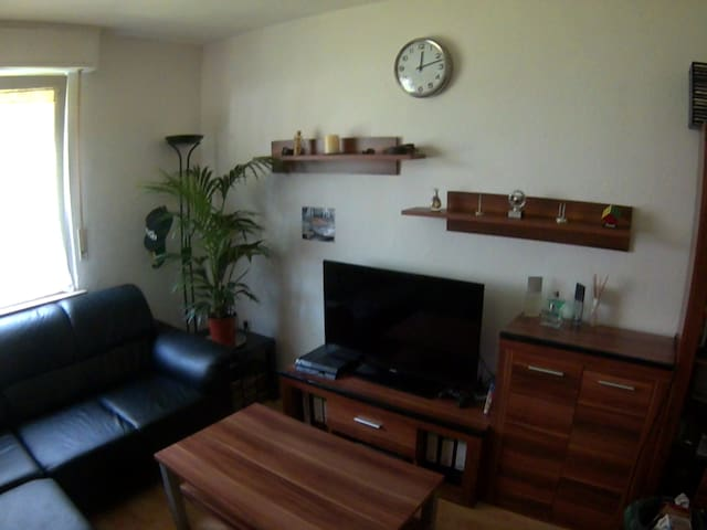 Schöne kleine möblierte Wohnung in Uni-Nähe