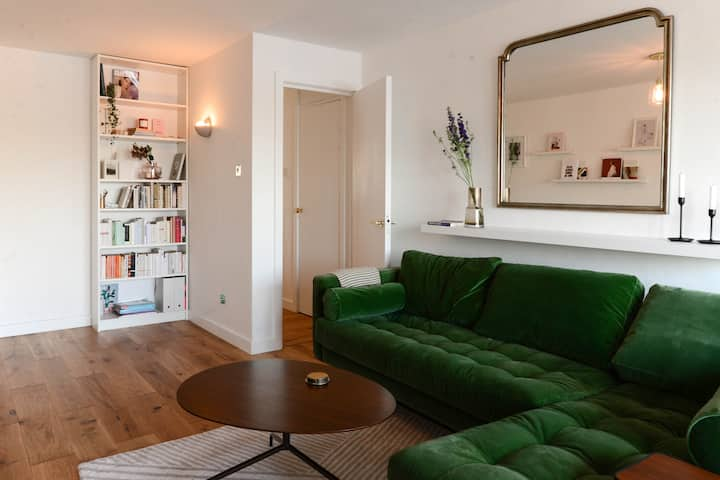 Cosy double near Shoreditch & Tower of London
