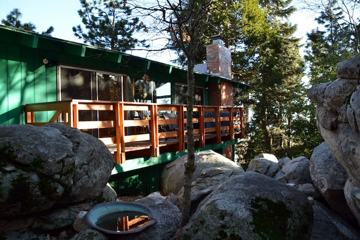 Fort Black Bear in Lake Arrowhead - Rimforest - Cabin