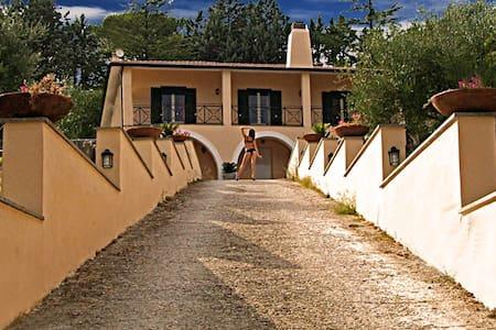 A pleasant stay at Villa Tuscia - Fonte Vivola