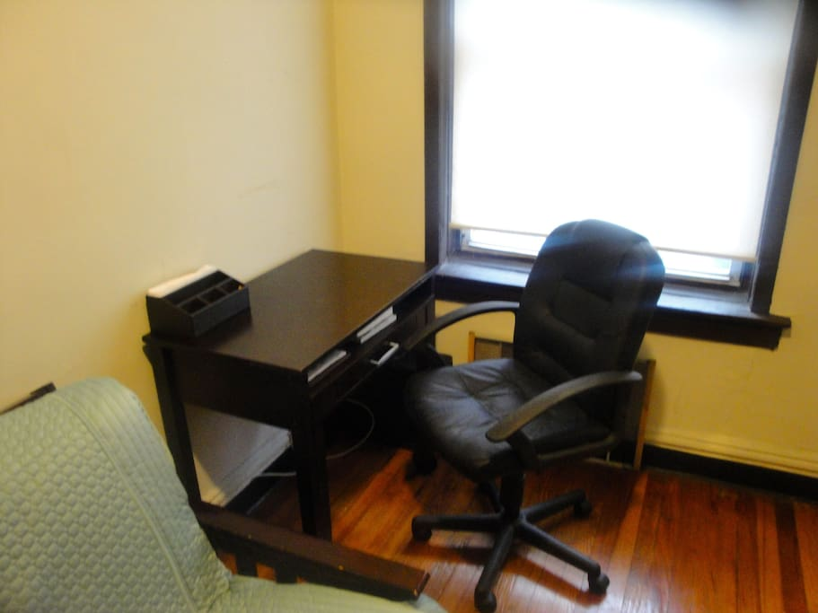Furnished Private Room/Work Station
