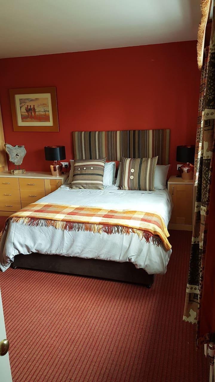 Ideal for Harrogate and York +Breakfast