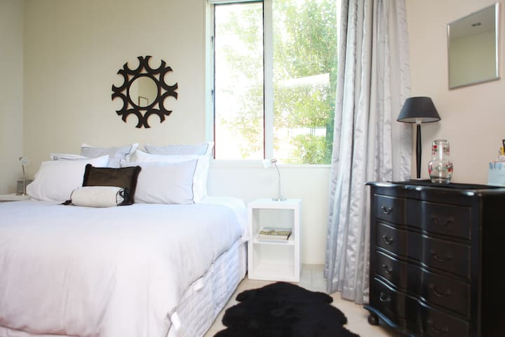 Private double room with ensuite - Auckland - Daire