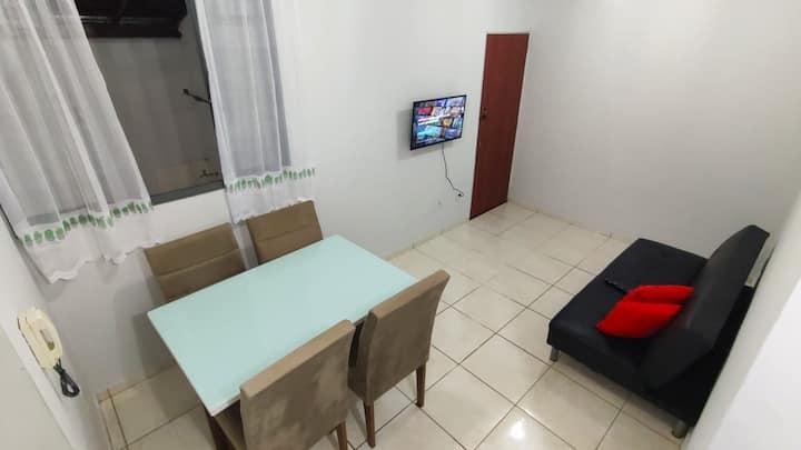 Apartamento BH - Venda Nova, próx. Pampulha + WiFi