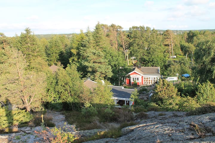 Ferienbungalow in Ellös
