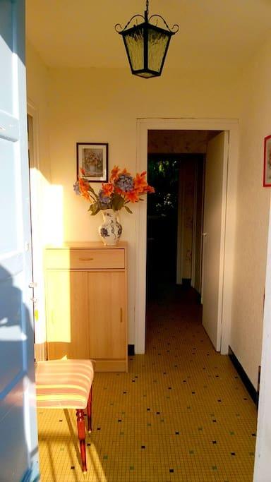 Entrée - Entrance