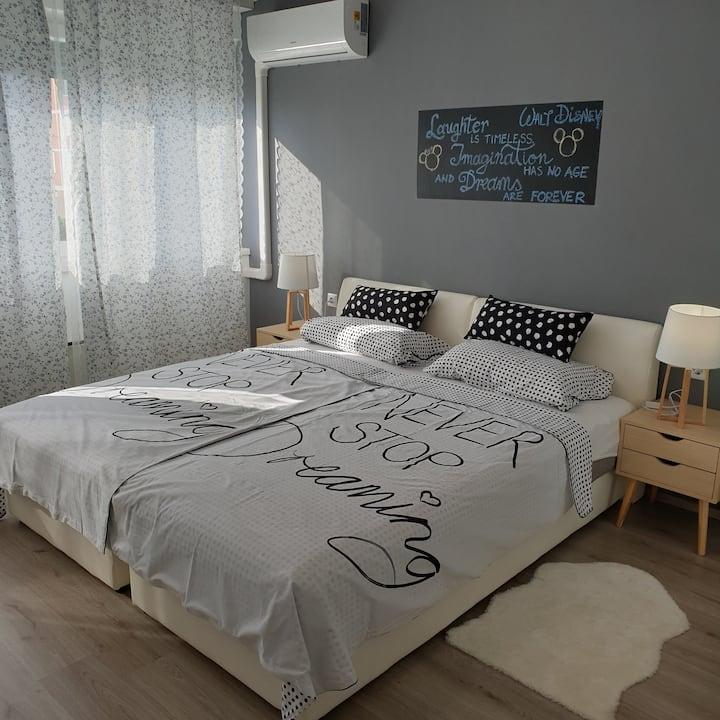 Apartman Jež